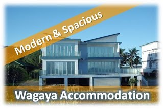 Wagaya Accommodation Options